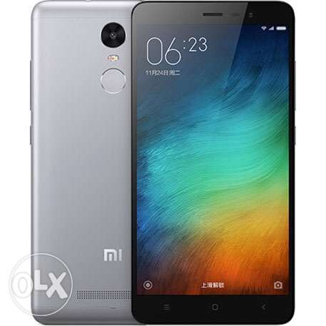 Redmi Note 3 Grey Color (3GB+32GB)