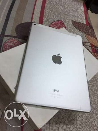 Apple IPad Air-2 sim+wifi silver white with all accessories