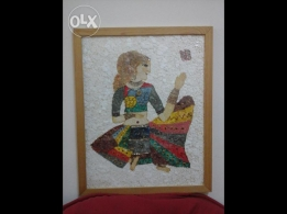 Beautiful painting of mosaic For sale