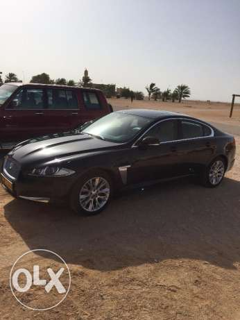 2012 Jaguar XF Premium Luxury V6 3ltr