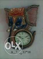 "Indian Handicraft House Wall Clocks ""HAVE A LOOK"""