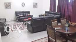 furnished flat for rent in alqurom in barik al chateeq compex 3 bhk