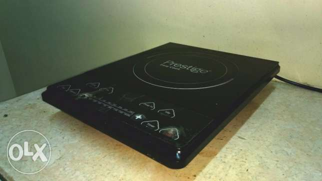 Prestige Induction stove + cookware at a discounted price! مسقط -  2