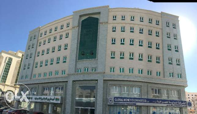 Al Ghubrah Office Space FOR RENT 283SQM near Aster Hospital pp29