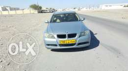 BMW 320 model 2006 very good condition and omane car
