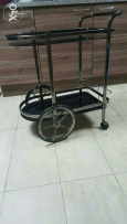 Rarely used Tea Trolley