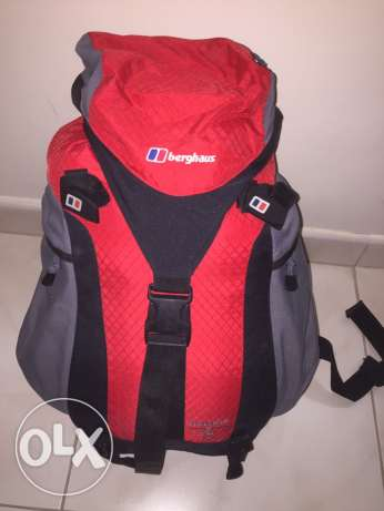 Hiking backpack, Berghaus, made in Germany
