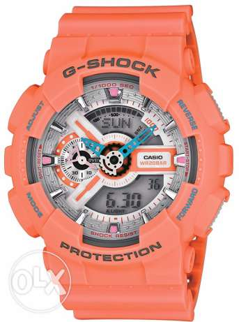 G Shock GA-110DN-4AJF For Sale. Unused like New Great Price