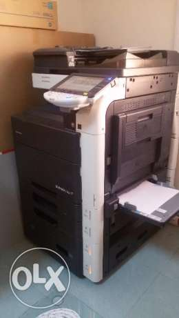 Konica Minolta bizhub C552 Printer for Sale السيب -  1