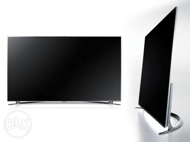 2 in 1 offer - Samsung Smart TV series 8 and series 6
