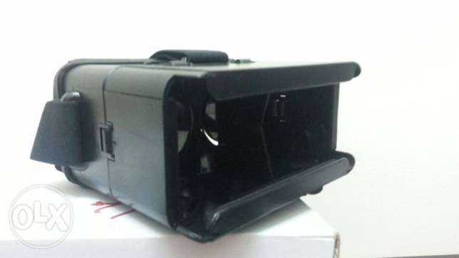vr 3d glasses new box piece, , works with any smart phone