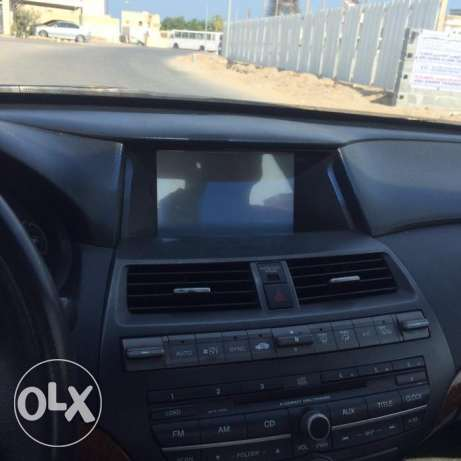 Honda Accord 2012 model V6 The number one slot and skin US imported مسقط -  8