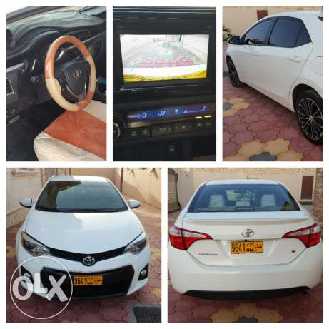 Corolla 2014 (S) for sale