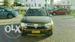 Renault duster 2014 in warranty full options