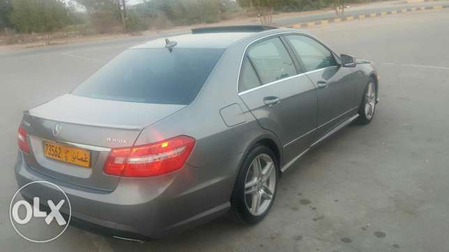 Mercedes E 350 very clean model 2011 بوشر -  4