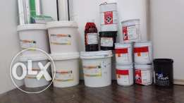 Complete Package of Screen Printing