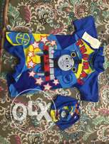 Brand New Swimming suit with cap for 4-5 years old boy