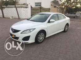 Mazda 6 GCC Specifications low mileage