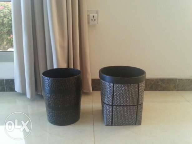 Small Garbage Bins From Home Center