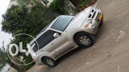 Pajero 2003 full options for sale
