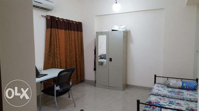 Fully Furnished Room to be shared with an Indian Bachelor in Ghala