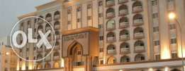 2BHK Flat for rent at A' Sahwa Tower Azaiba Muscat