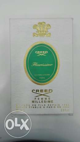 Creed Fleurissimo perfume ladies