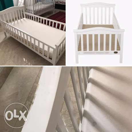 juniors toddler bed used