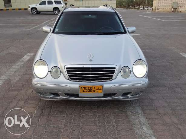 2001 Mercedes Benz E430 Estate