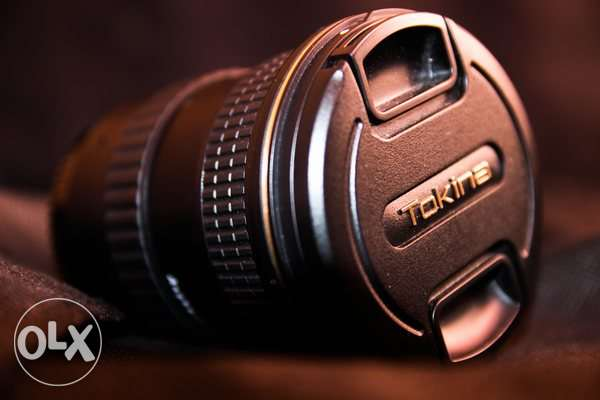 Tokina 11-16mm f2.8 Ultra wide Lens for Canon مسقط -  2