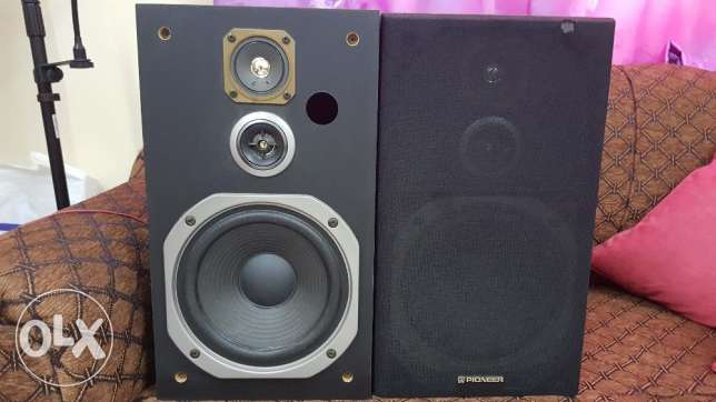 TOA Mixing Amplifier and Pioneer Speakers الرستاق -  4
