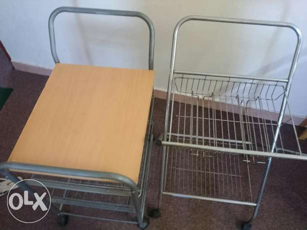 Tea trollies السيب -  1
