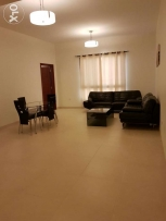 QURM: 1 BHK Furnished Apartment with Pool and Gym