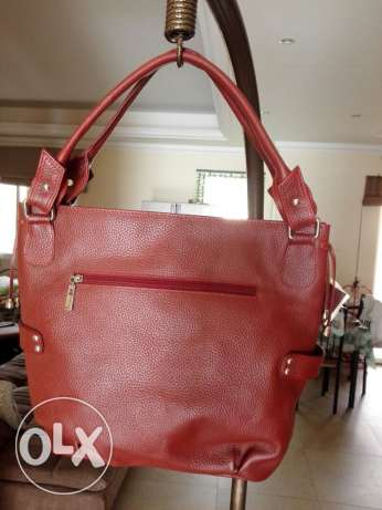 Pure leather items السيب -  2