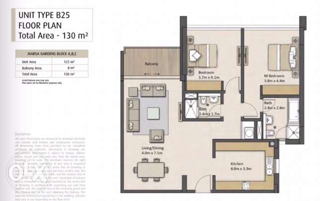 Amazing 2BR in The Wave مسقط -  1