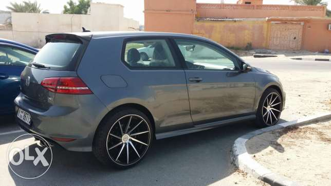 Volkswagen Golf - TSI ( R upgrade body package ) 2015