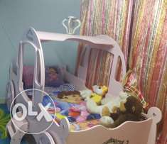 Princes bed like new 100 OR