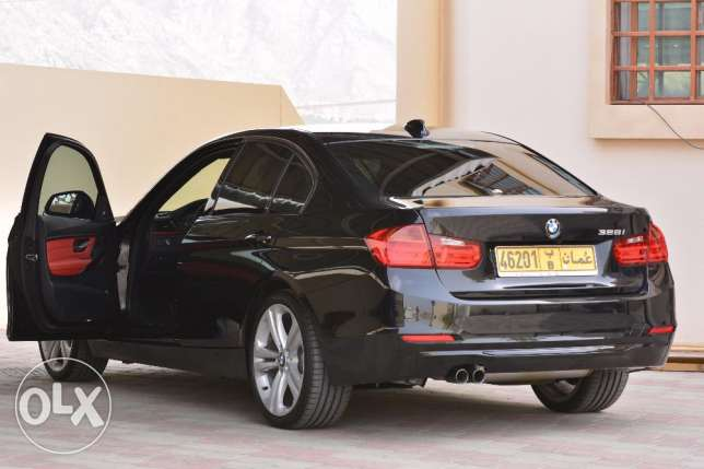 2015 BMW 328i (Sport Line) - Special order (the only one in Oman) بوشر -  6