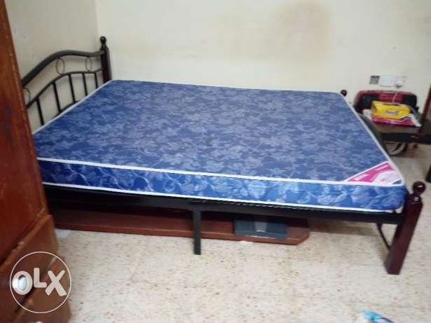 double coat with medicated matress(6 Months old) مسقط -  2