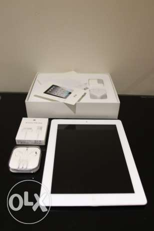 Apple iPad 2, 64GB, Wifi, 3G (Sim card): excellent condition