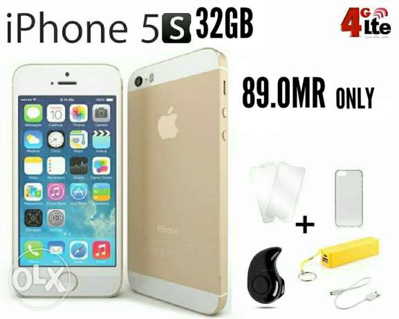 iphone 5s 32gb new with free gifts original good price