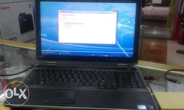 Dell i7 8gb ram 5008gb hdd 2.80ghz speed only 125rials only 2pic stuks