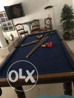 SOLD Pool Table