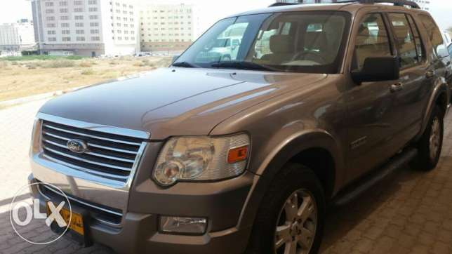 Ford explorer for sale Perfect condition الغبرة الشمالية -  3