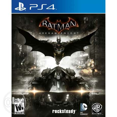 Batman: arkham knight العامرّات -  1