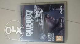 Cod ghosts for ps3