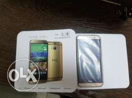 HTC one M8 32GB warranty one year