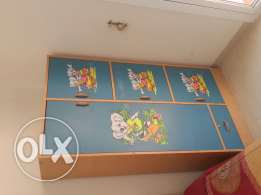 A Cubboard for children .