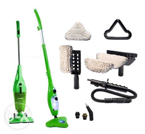 5 in 1 steam cleaner- SPECIAL OFFER