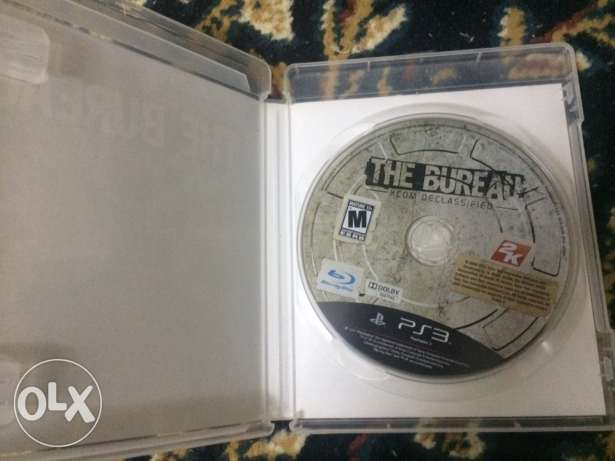 The Bureau for PS3 السيب -  3